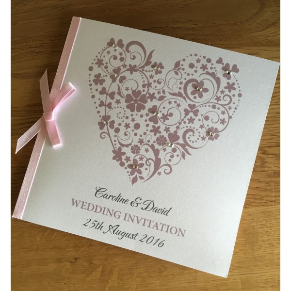 Wedding Invitation 1