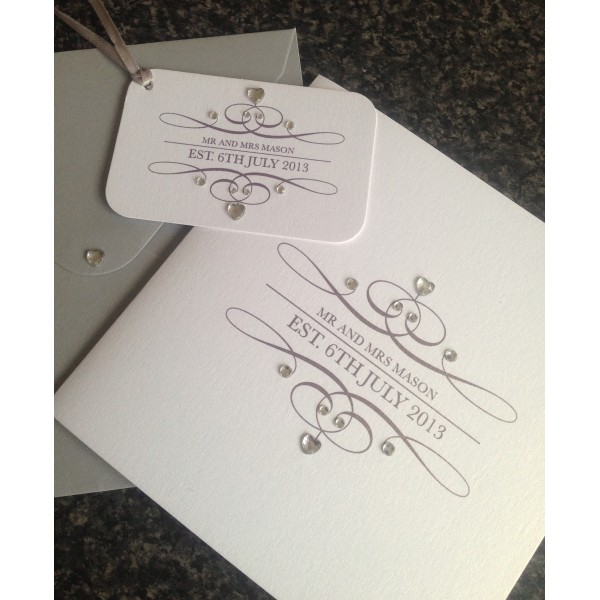 Established Mr and Mrs Card